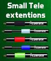 Small telescopic extension